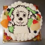 オリジナルケーキ3